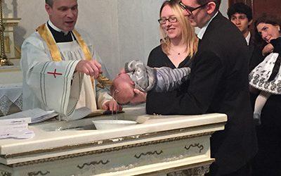 Baptism Class Sign Up
