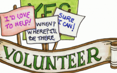 Volunteers Needed At Mass