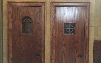New COVID-19 Safe Confessionals!