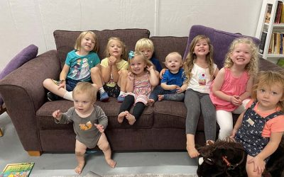 Moms & Tots Playgroup is Back!
