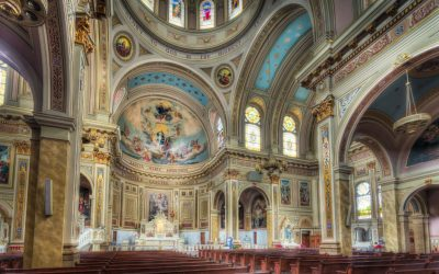 Monthly Tours of St. Mary of the Angels