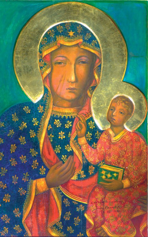 Our Lady Czestochowa